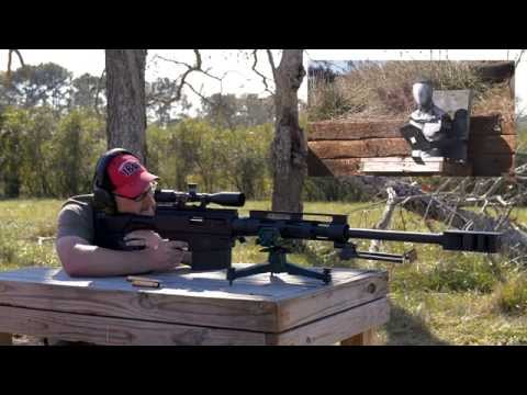 AR500 Armor Long Range Testing