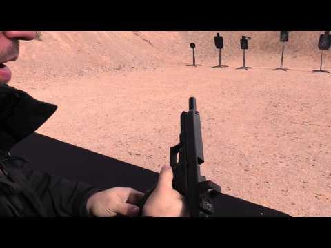 2015 SHOT Show - Glock 40 Range Demo