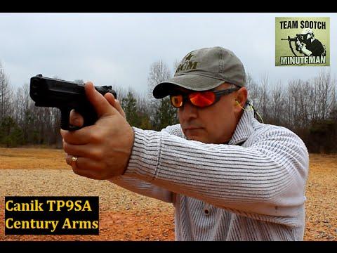 Canik TP9 SA 9mm Pistol
