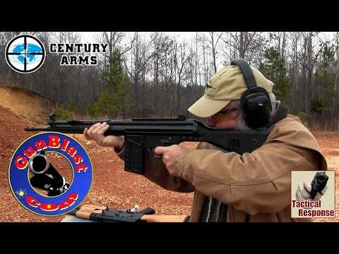Century Arms Range Demo