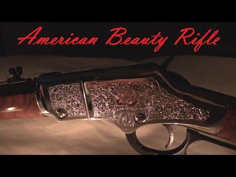 Henry American Beauty Rifle Trick Shot