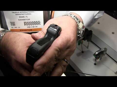 Taurus 180 Curve Pistol