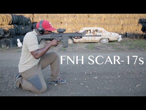 FNH FN SCAR 17S