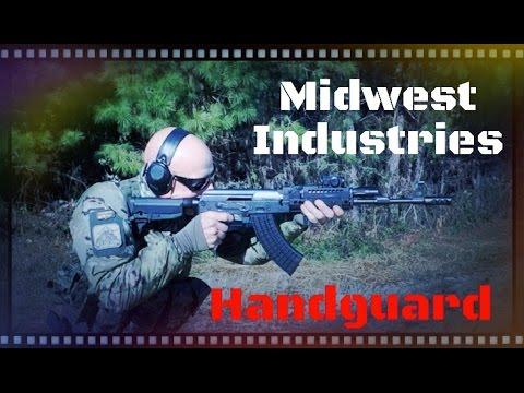Midwest Industries AK KeyMod Handguard