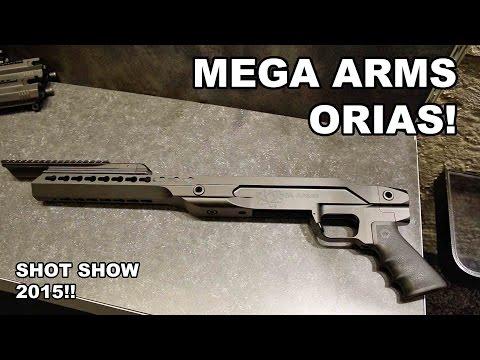 Mega Arms Orias Chassis