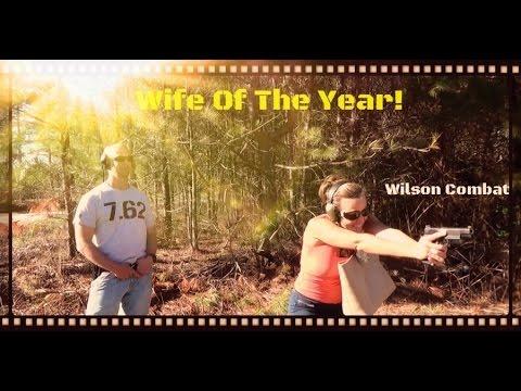 Wilson Combat CQB Tactical LE 1911