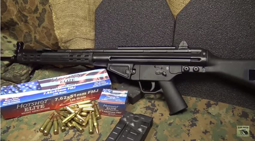 Century Arms C308 Sporter Rifle Review