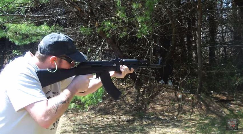 DDI AK47F Rifle