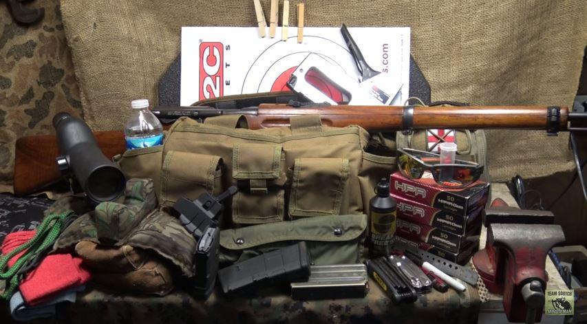 Setting Up Your Range Bag