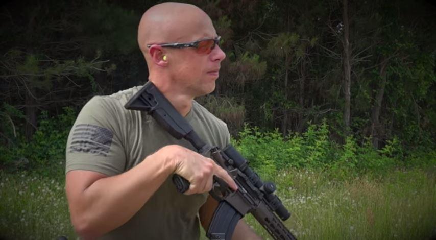 Shooting Range Safety - Inserting Foam Ear Plugs