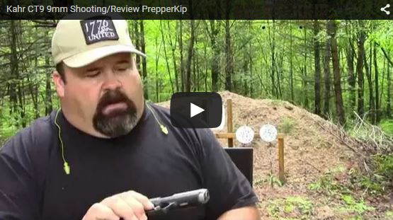 Kahr CT9 Review and Range Demo