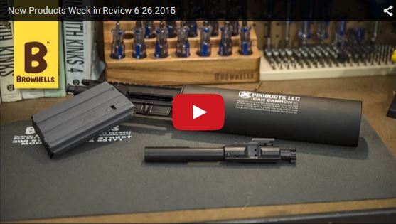 New Gun Parts and Accessories at Brownells