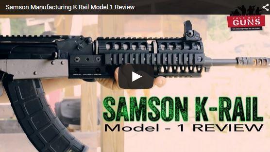 Samson Manufacturing K-Rail Model 1 for AK-47