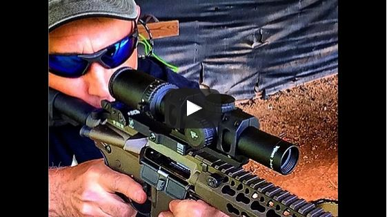 Trijicon AccuPower Riflescope