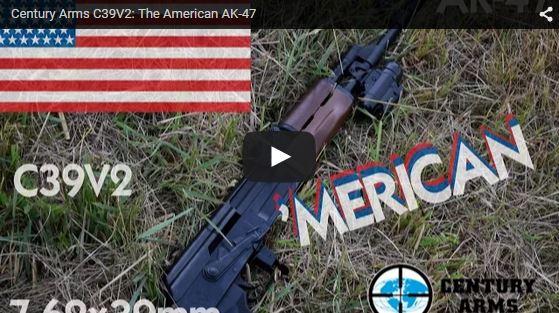 Century Arms C39v2 American Made AK