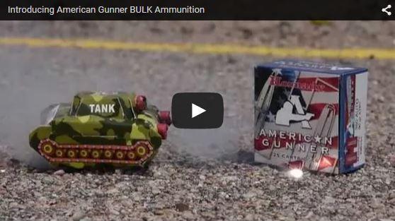 Hornady American Gunner Bulk Ammunition