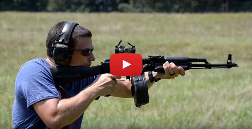 DDI AK-47 Range Review