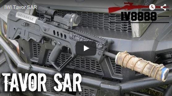 IWI Tavor SAR Range Review