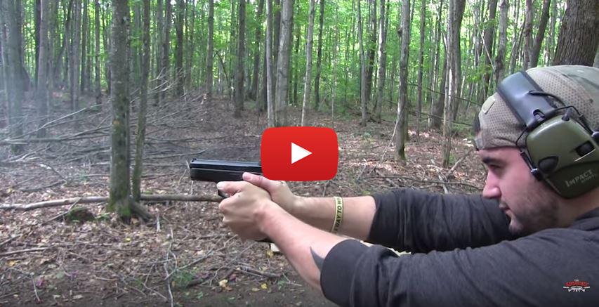 CZ P-01 9mm Pistol