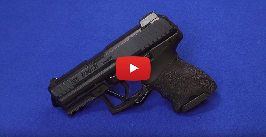 HK P30SK Pistol