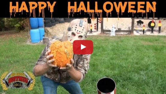 Halloween Pumpkin Shoot