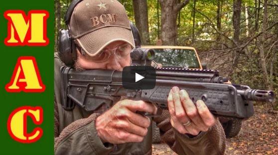 Kel-Tec RDB - Rifle Downward-eject Bullpup