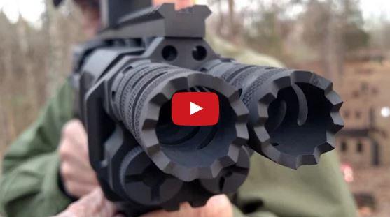 DP-12 Bullpup Shotgun