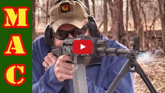 Military Arms Channel Range Day Christmas Special