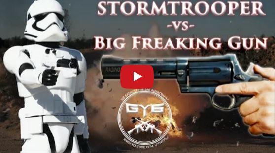Stormtrooper vs Taurus Raging Judge Magnum