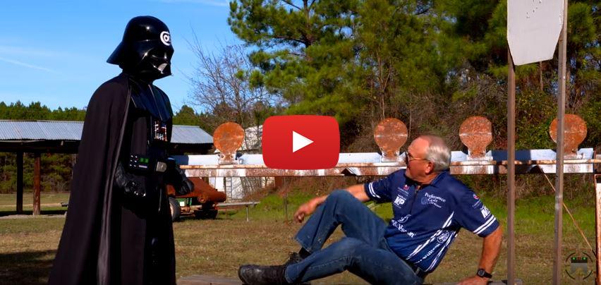 Vader vs Miculek - Star Wars Guns Teaser Trailer