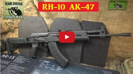 Century Arms RH-10 AK-47 Rifle