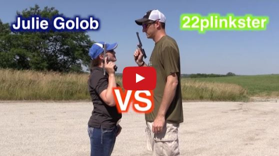 22plinkster vs Julie Golob