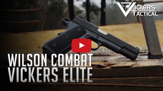 Wilson Combat Vickers Elite 1911 Giveaway