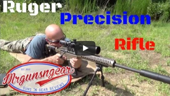 Ruger Precision Rifle in 308 Win