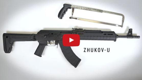 Magpul Zhukov-U Hand Guard for AK47 - AK74