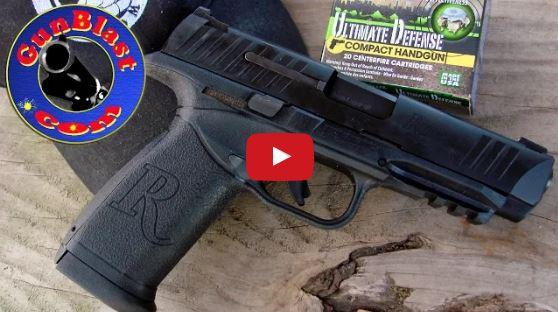 Remington RP9 9mm Striker-Fired Pistol Review