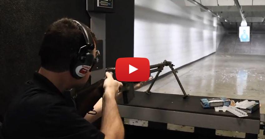 Browning BAR Machine Gun