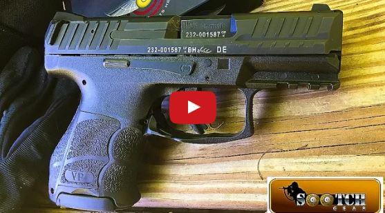 HK VP9SK 9mm Pistol Review