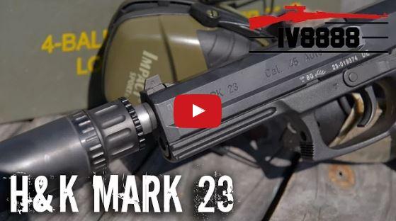 Heckler & Koch Mark 23 Pistol