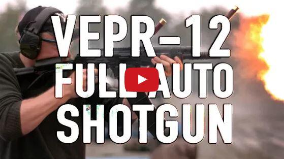 VEPR-12 Full Auto Shotgun