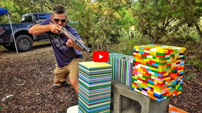 50 BMG vs Legos