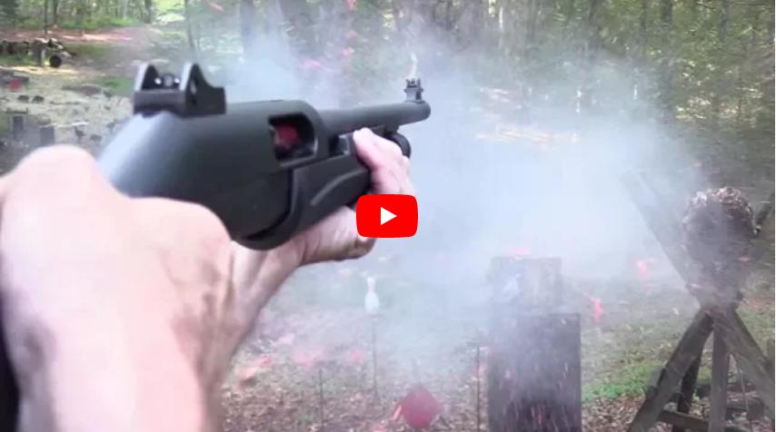 Benelli Nova Pump Field Shotgun 12 Gauge