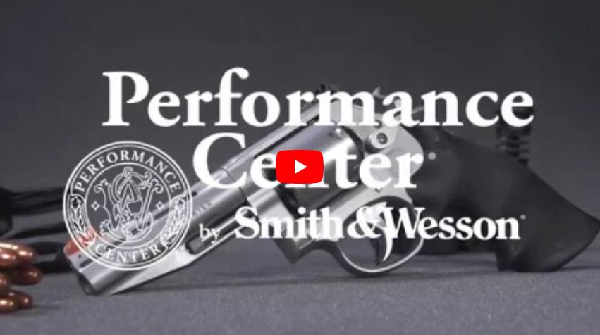 Smith & Wesson Performance Center Model 686 Revolver