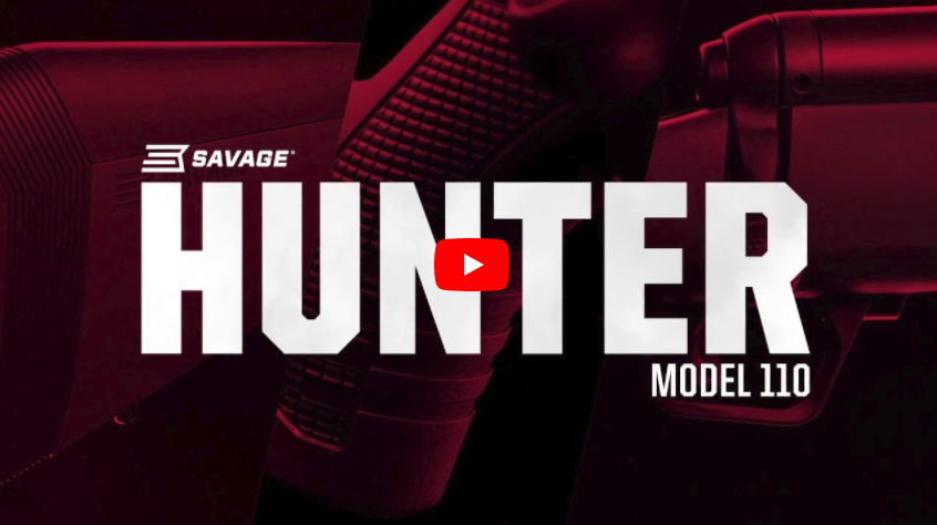 Savage Model 110 Hunter with AccuFit