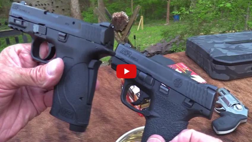 Smith & Wesson M&P 380 Shield EZ