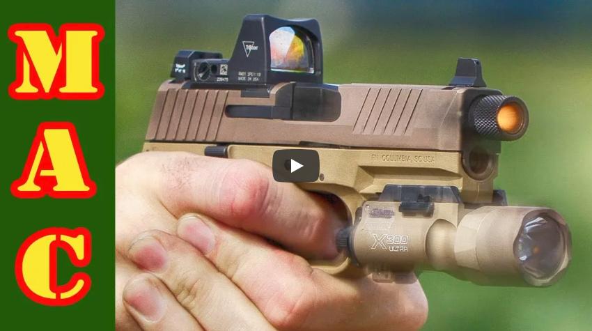 FN 509 Tactical 9mm Pistol Review