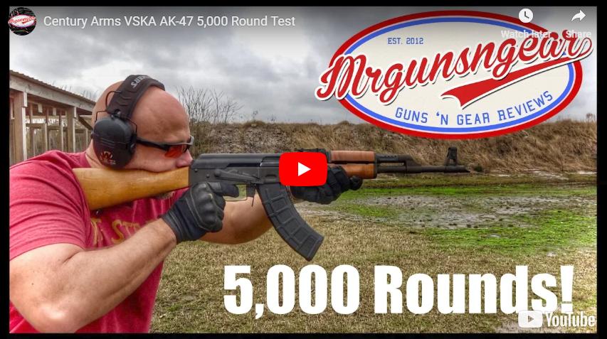 Century Arms VSKA Review
