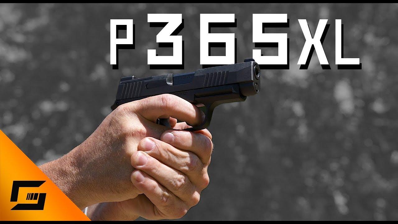Sig Sauer P365 XL