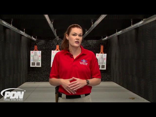 Handgun Training for Women