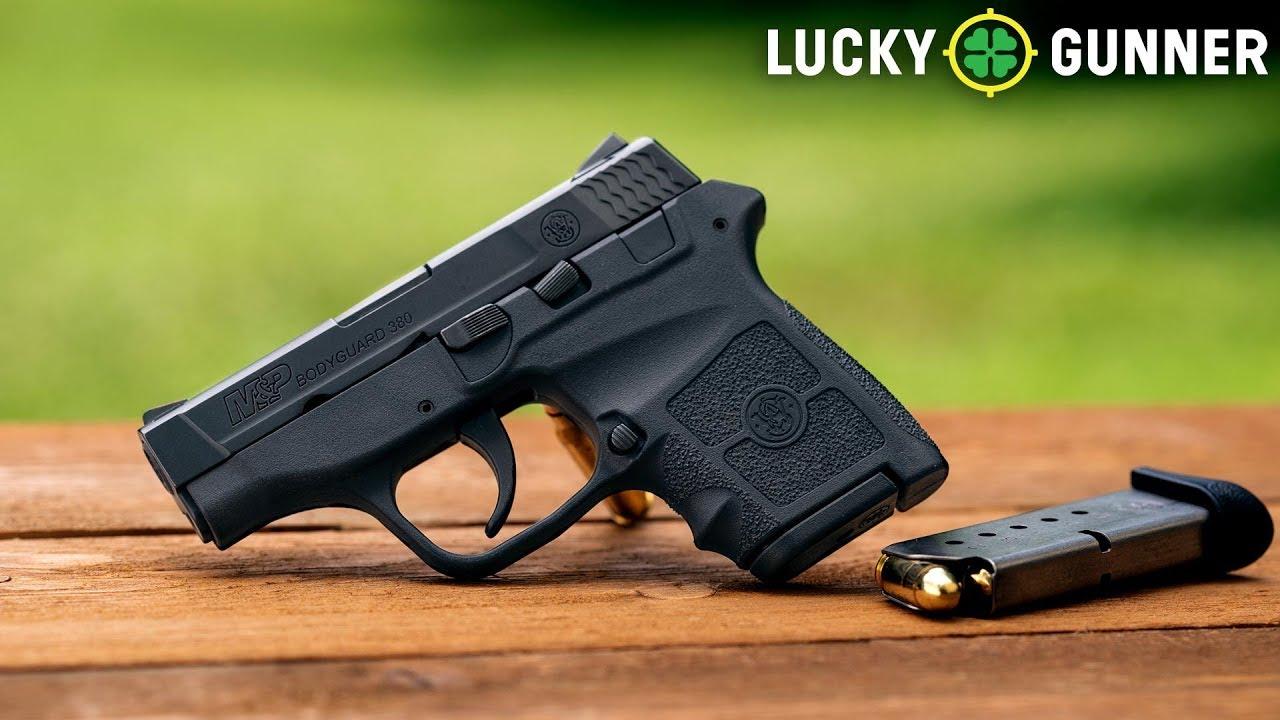 Comparison of 380 Pocket Pistols